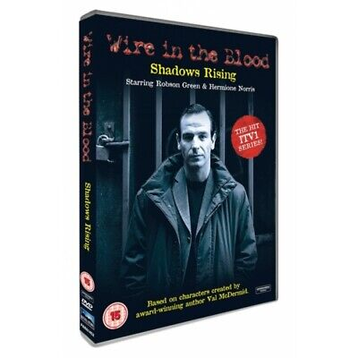 Wire In The Blood Shadows Rising DVD • 6.49£