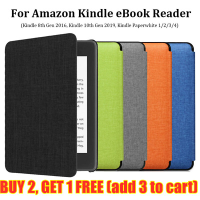 AU11.01 • Buy Smart Case Cover Protective Shell For Kindle 8/10th Gen Paperwhite 1/2/3/4