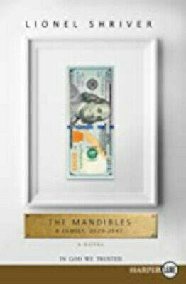 £6.08 • Buy The Mandibles: A Family, 2029-2047 [Large Print], Excellent, Shriver, Lionel Boo
