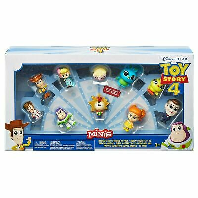 £11.99 • Buy BRAND NEW Toy Story 4 Minis Mini Figures Ultimate New Friends 10 Pack
