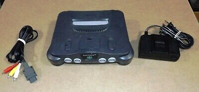 $ CDN99.99 • Buy N64 Console - Nintendo 64 Console - N64 Replacement Console