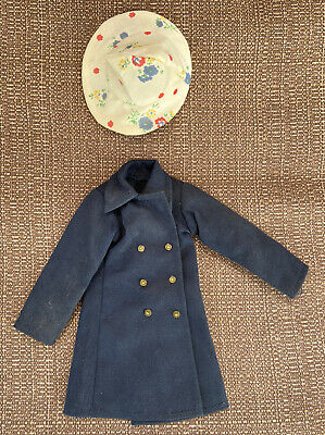 $12.99 • Buy VINTAGE 11 INCH KENNER 1974 DOLL DUSTY Trendsetter Fashion COAT & HAT ONLY