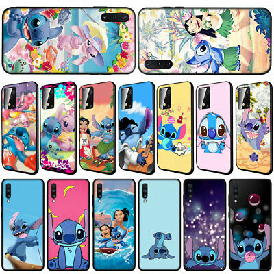 Lilo Stitch Case For Samsung Galaxy S8 S9 S10 Plus Lite S10e A01 A41 A51 A71 • 3.29£