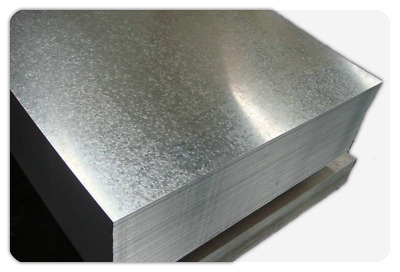 Cheap 0.9mm Galvanised  Mild Steel Sheet /plate - Guillotine Cut - All Sizes • 2.65£
