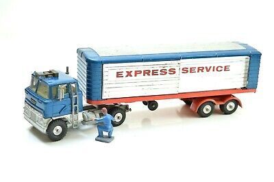 Corgi 1137 Ford Articulated Truck ' Express Services '  • 49.95£