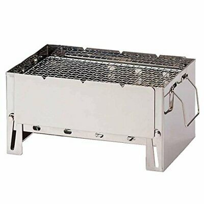 $ CDN49.63 • Buy Ultra Compact Stainless Body BBQ Grill Outdoor Camping UCG-3021 W/ Tracking NEW