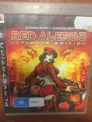 AU29.95 • Buy PS3 Command & Conquer Red Alert 3 Playstation 3