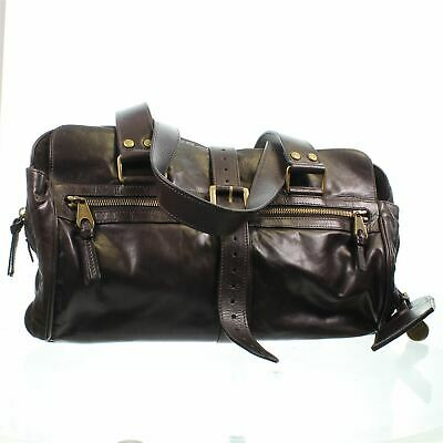MULBERRY Mabel Brown Leather Shoulder Bag, 8.5  X 5  X 15.5  • 137.99£