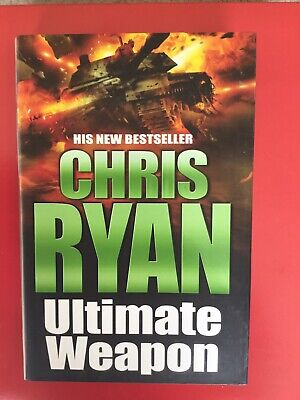 Chris Ryan : Ultimate Weapon (Signed By Author) • 8£