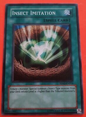 Yugioh Insect Imitation Card • 2£