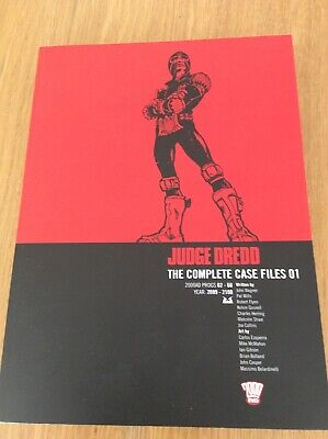 Judge Dredd Complete Case Files 1 • 20£