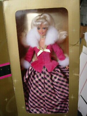 $4.99 • Buy Never Removed From Box  Winter Rhapsody  1996 Barbie Doll / Avon Special Edition