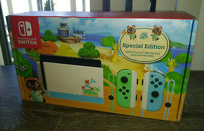 $ CDN667.40 • Buy Nintendo Switch Animal Crossing Special Edition Console Brand New Unopened*