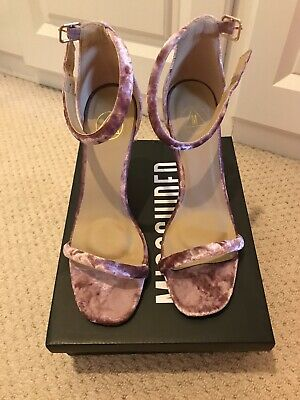 Ladies Missguided Shoes - 7 • 0.99£