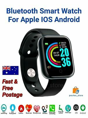 AU24.99 • Buy Bluetooth Smart Wrist Watch A1 GSM Phone For Android Samsung IPhone Man Women