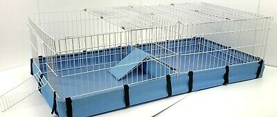 Haven Large Indoor Guinea Pig & Rabbit Cage Play Pen Run - 120 X 61 X 35 Cm • 79.99£