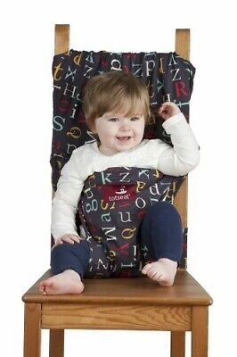 Baby Totseat Washable Squashable Highchair - Alphabet - New Boxed  • 9.99£