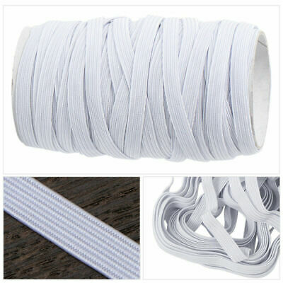 $ CDN7.04 • Buy 6mm Elastic Bands DIY Springy Stretch Knitting Sewing Elastic Spool Cord