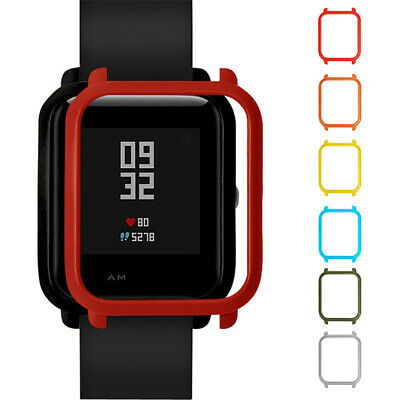 AU4.93 • Buy Smart Watch Protecter Case Slim Frame PC Case Cover Protect Shell For Huami L8H1