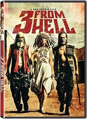 AU17.99 • Buy 3 From Hell New Dvd