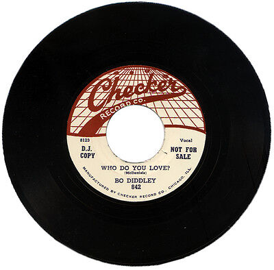 Bo Diddley   Who Do You Love?      Classic R&b   • 7.99£