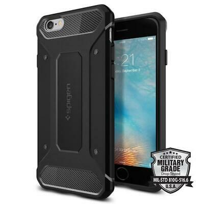 AU30 • Buy Spigen IPhone 6s (4.7 ) Rugged Armor Case - Black