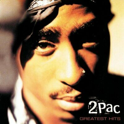 2pac - Greatest Hits (clean) New Cd • 16.28£