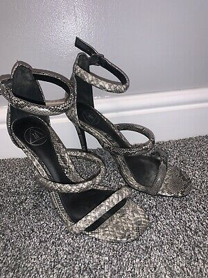 Missguided Shoes Size 4 • 1.70£