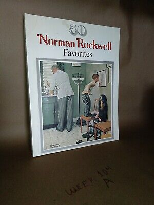 $ CDN14.91 • Buy NORMAN ROCKWELL 50 Favorites Book 1977