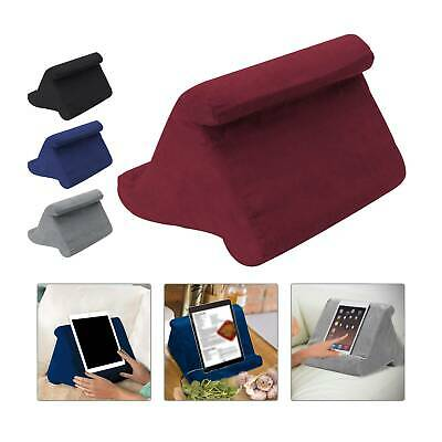 AU16.99 • Buy Tablet Pillow Stands For IPad Book Reader Holder Rest Laps Reading Cushion AU