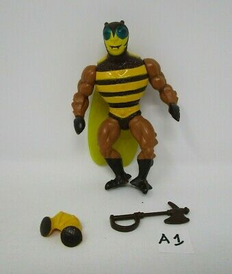 $24.99 • Buy Buzz Off MASTERS OF THE UNIVERSE MOTU 100% Complete Vintage #1