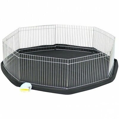Indoor Outdoor Pet Play Pen Folding Hamster Guinea Pig Rabbit Run Safe Enclosure • 25.12£