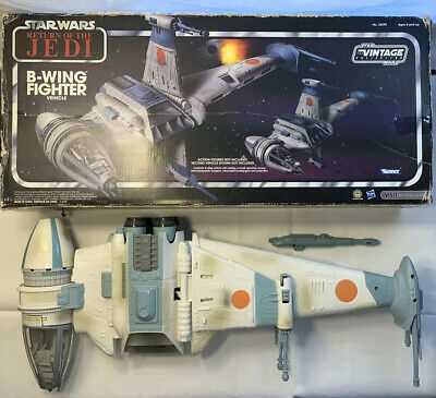 $ CDN133.48 • Buy Star Wars Vehicle Vintage Collection B-Wing Fighter 2011 Hasbro Kenner