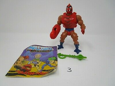 $25.97 • Buy Clawful 1984 MASTERS OF THE UNIVERSE MOTU 100% Complete Vintage #3 W Comic