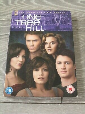 One Tree Hill The Complete Fifth Season DVD Boxset - Excellent Condition • 2£