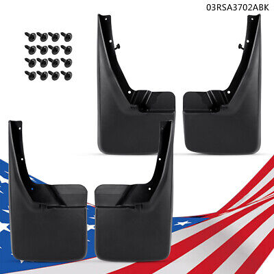 $25.94 • Buy New Splash Guards Mud Flaps Fit For 09-18 Dodge Ram 1500 2500 3500 Front & Rear
