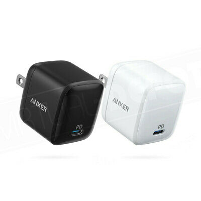 AU32.23 • Buy Anker PowerPort Atom PD 1 30W Type-C Ultra Compact Wall Charger New!