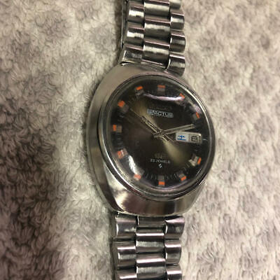 $ CDN225.08 • Buy Vintage Seiko 5 Actus SS 6106-7590 Automatic 21Jewels Good Accuracy