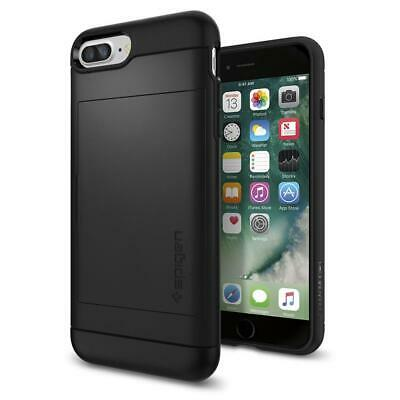 AU45.45 • Buy Spigen: IPhone 7 Plus - Slim Armour CS Case (Black)