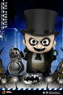 $ CDN50.74 • Buy Hot Toys COSB717 The Penguin COSBABY Batman Returns Mini Action Figure Doll Toy