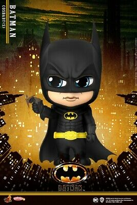 $ CDN37.67 • Buy Hot Toys COSB709 Batman 1989 PVC COSBABY Collectible Action Figure Doll Toy