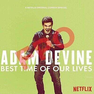 AU26.99 • Buy Adam Devine - Best Time Of Our Lives New Cd