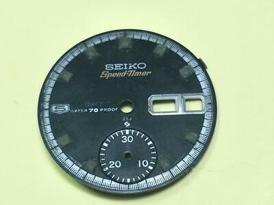 $ CDN201.05 • Buy GENUINE USED BLACK DIAL SEIKO POGUE 6139-603x SPEEDTIMER SPORTS WATER 70m PROOF