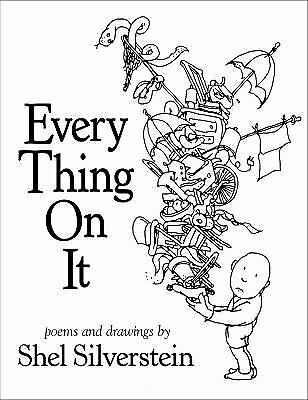 Every Thing On It Hardcover Shel Silverstein • 33.45£