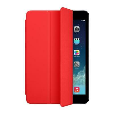 Genuine  Apple Polyurethane Red Smart Cover Case For IPad Mini 2 & 3 • 4.99£