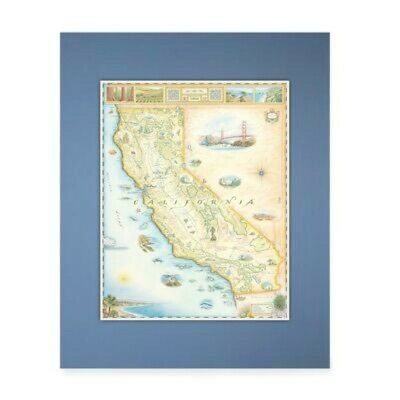 AU37.98 • Buy Xplorer Maps - Mini Map - California - NEW
