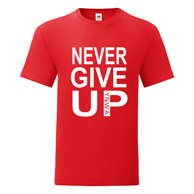 T-shirt Liverpool Never Give Up YNWA • 5.90£