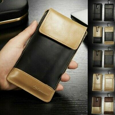 AU13.06 • Buy For Samsung Galaxy Outdoor Leather Cover Synthetic Case Cover Cell Phone Case