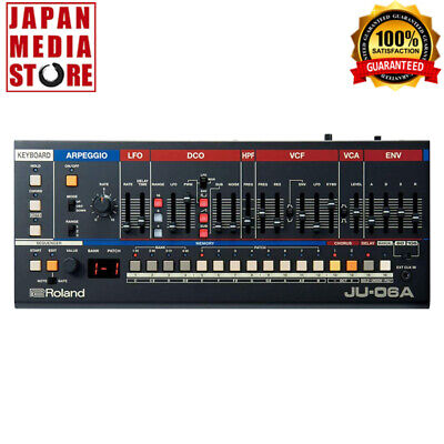 AU611.41 • Buy Roland BOUTIQUE JU-06A Juno SOUND MODULE Analog Synthesizer 100% Genuine Product