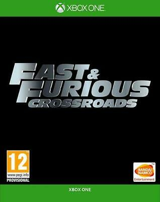 Fast & Furious: Crossroads (Xbox One) Racing: Car ***NEW*** Fast And FREE P & P • 52.08£